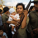 Return From the Front, Managua, Nicaragua, 1982 by Marcelo  Montecino