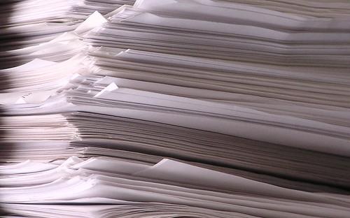paper work