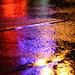 Wet pavement by gablackburn