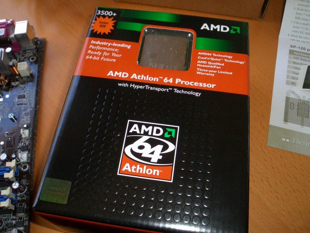 AMD Athlon64 3500+