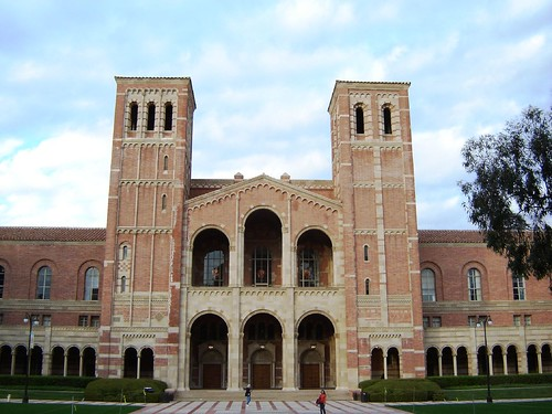 Royce Hall, I