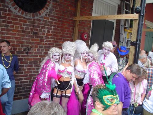 New 0rleans ~ Mardi Gras 2005.