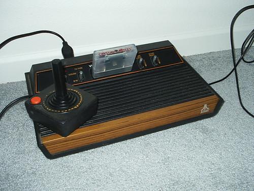 Atari 2600 & Crystal Castles!