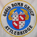466th BOMB GROUP ATTLEBRIDGE