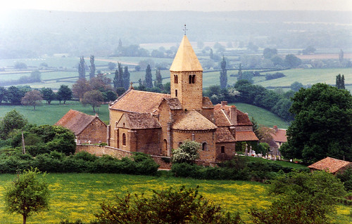 La Chapelle sous Brancion, Burgundy