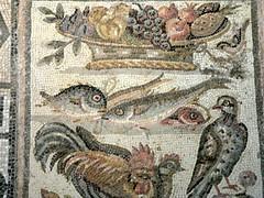 Roman Mosaic 1 by mharrsch
