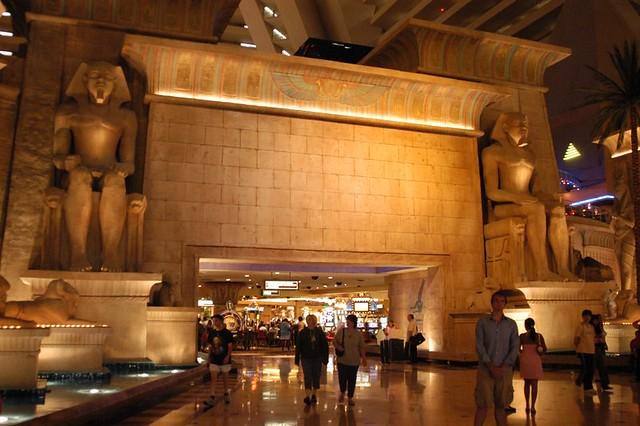 Luxor Hotel Las Vegas Virtual Tour