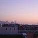 sunrise over sf, as seen from dogpatch