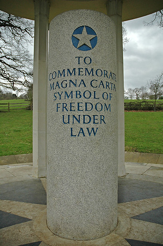 Magna Carter Memorial