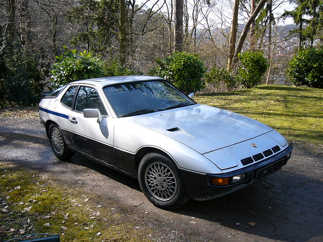 Porsche 924 Turbo (1.Series), Panasonic DMC-FX1