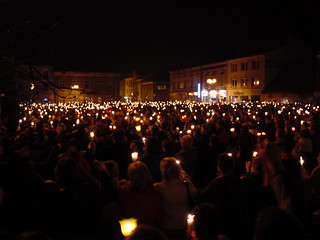 Prayer Vigil for Home Invasion Victims