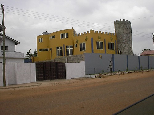 The Lion House in East Legon