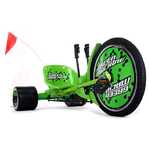 Huffy Green Machine stock | As it comes today. front wheel ...
