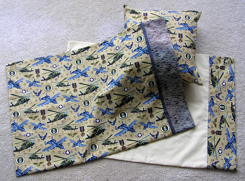 air force pillowcases for my brother