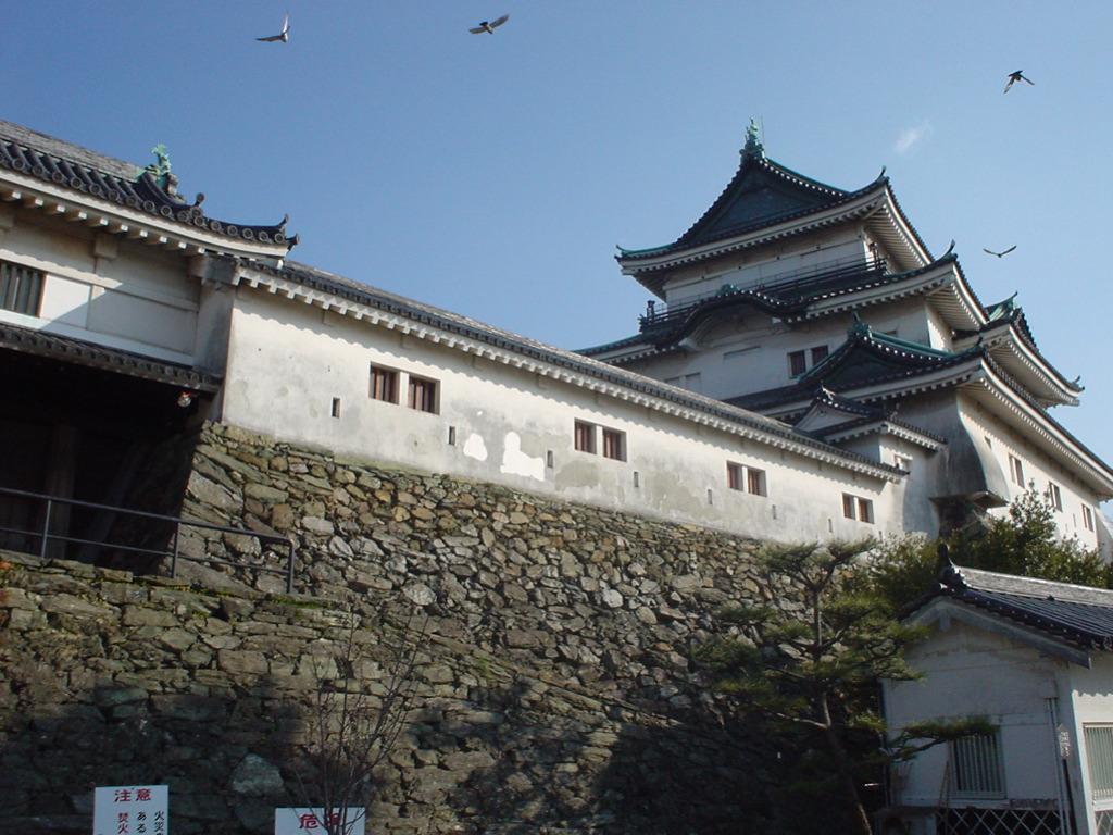 Wakayama Castle (Wakayama-jo)