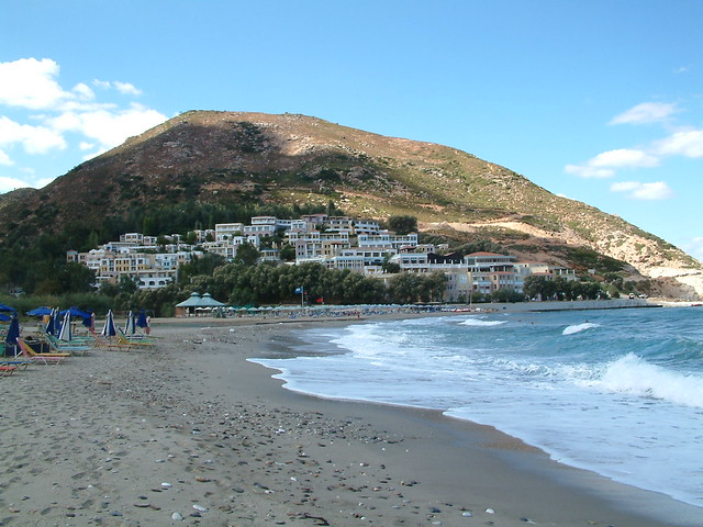 Fodele Beach Hotel Kreta Wann Erbaut