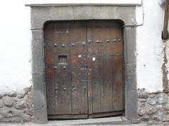 Peruvian Double Doors