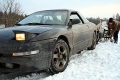 auto racing, automobile, automotive exterior, vehicle, nissan 240sx, bumper, land vehicle, coupã©, sports car,