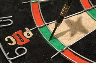 Lets ... Play ... DARTS!!!