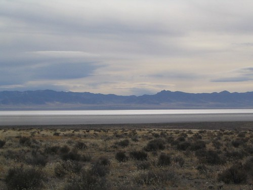 U.S. Route 50 Between Delta, Utah and Nevada Border