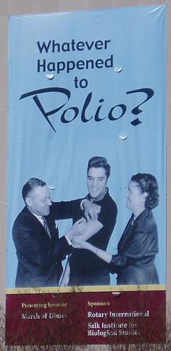 Polio photo
