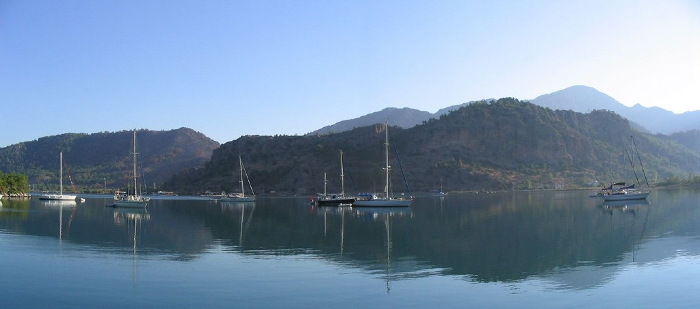 Top 5 Mediterranean sailing holidays Wikimedia image by Sir Reginald