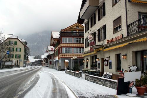 Day 1: Interlaken at the foot of the Swiss Alps, Switzerland
