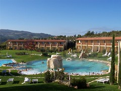 Adler Thermae - San Quirico d'Orcia, Siena