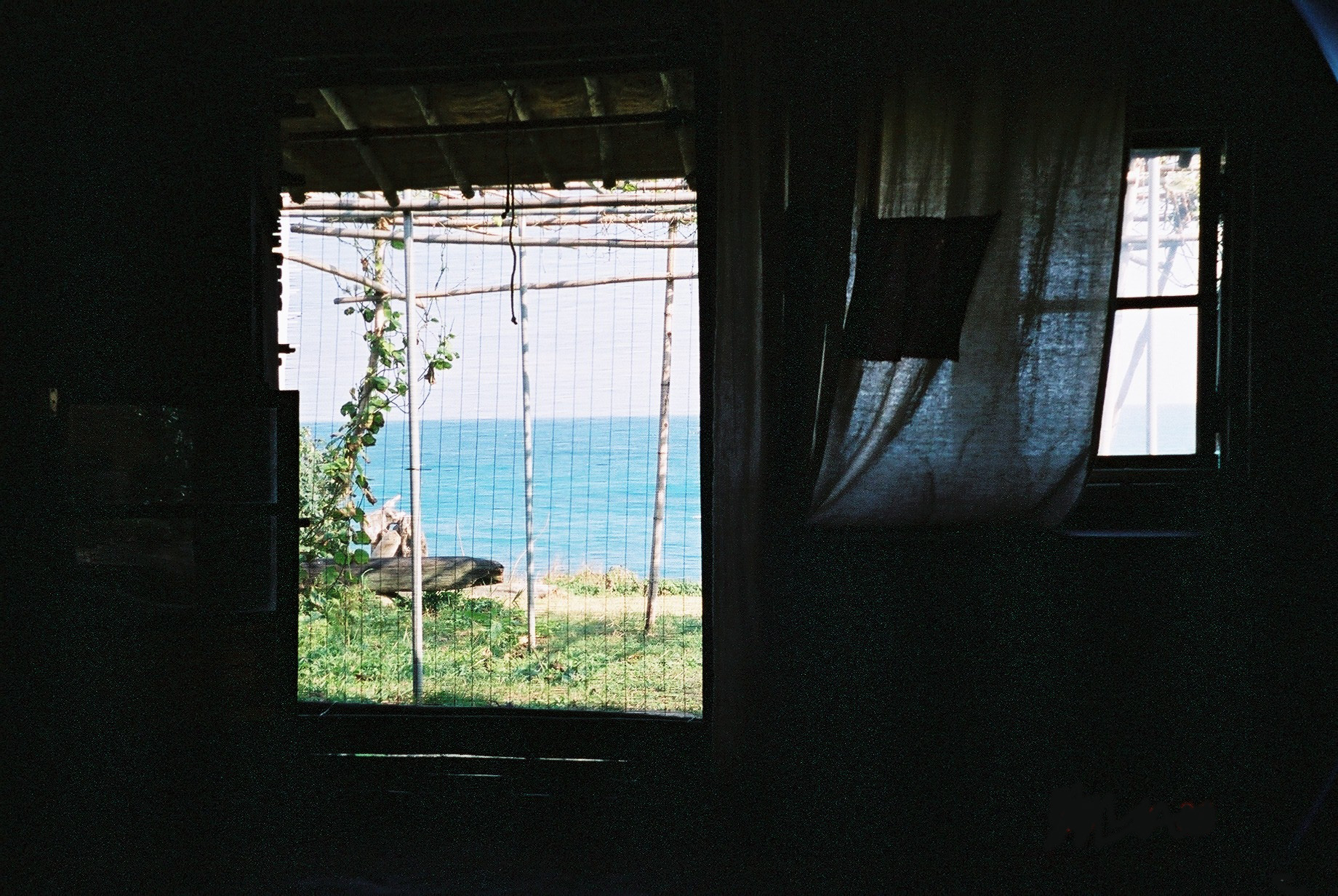 Pacific Ocean Window