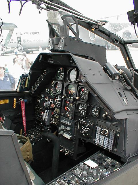 Ab437 Ah-1 Pilot U0026 39 S Cockpit