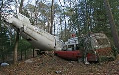 Dornier 328 (D-CIRC) Crash Diorama