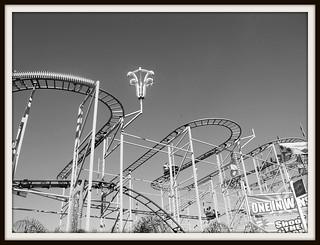 Life's a roller coaster