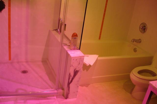 Flamingo Pink Bathroom Flickr Photo Sharing