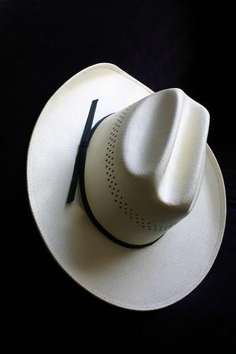 Wyatt's Cowboy Hat