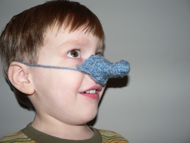 Crochet Nose Warmer : the nose warmer Flickr - Photo Sharing!