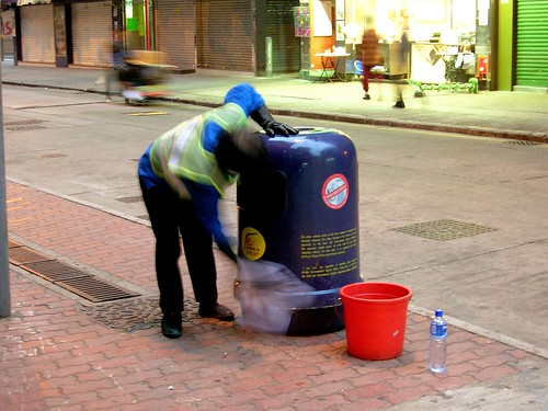 Flickriver photoset 39 hong kong 39 by hl wang - Rd rubbish bin ...