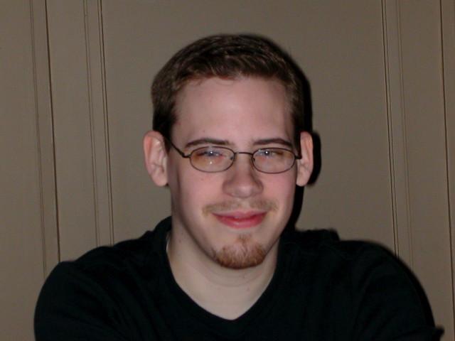 Header of Andrew Cummings