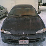 1996 Dodge Intrepid (front)