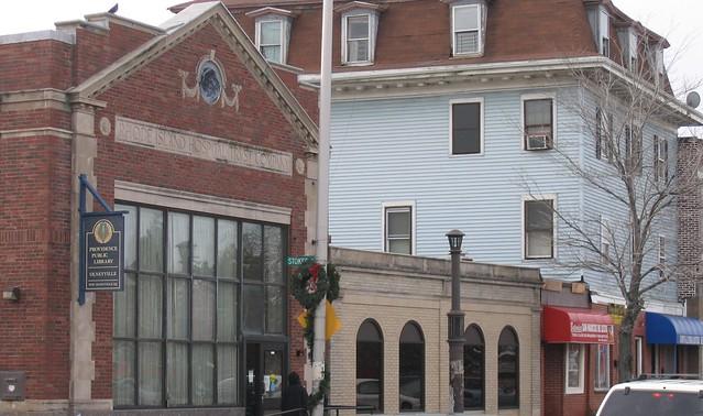Providence Community Library Olneyville