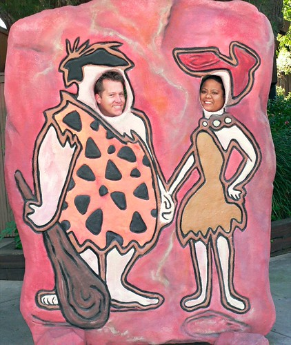flintstones couple