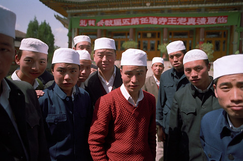 Chinese Madrasa Students by themexican