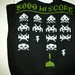 Space Invaders tote bag