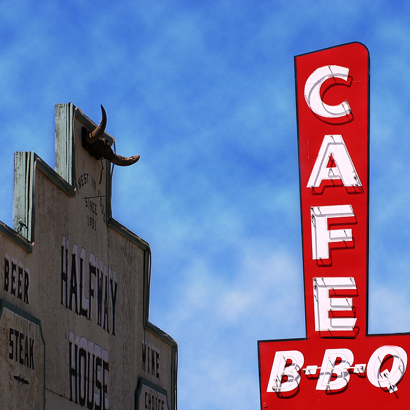 Halfway House Cafe BBQ