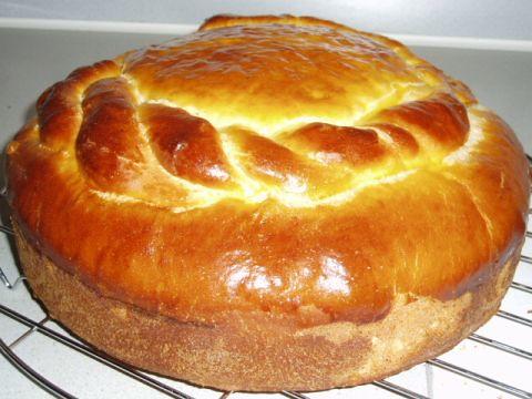 Massa Sovada - Süßes portugiesisches Brot
