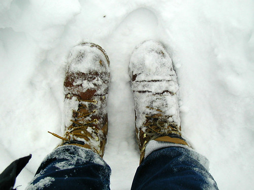 My shoes Winter