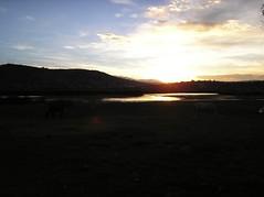 Laguna Alalay, que dá nome a Cochabamba