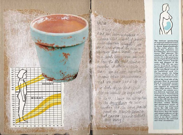 Hemp Bound Journal:  Vessels