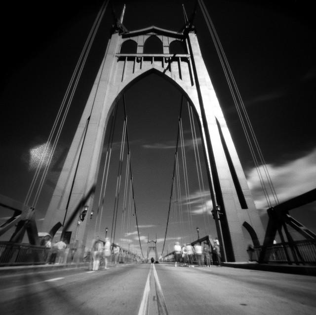 St Johns Bridge, 15 seconds