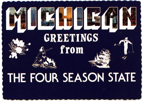 Michigan Seasons