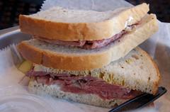 blt, sandwich, meal, lunch, breakfast, ham and cheese sandwich, muffuletta, ciabatta, meat, food, dish,